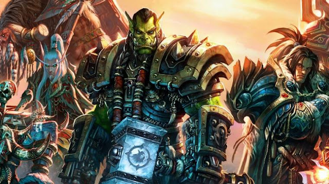 warcraft 4 release date