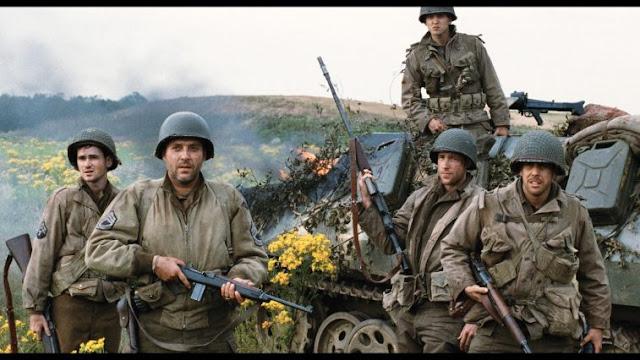 hantu baca Film Perang Terbaik di Perang DUNIA II Berdasarkan Kisah Nyata SAVING PRIVATE RYAN 1998