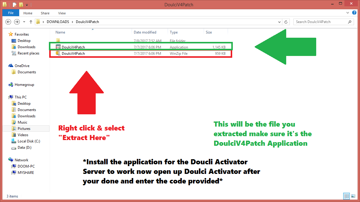 Doulci activator activation code generator downloader