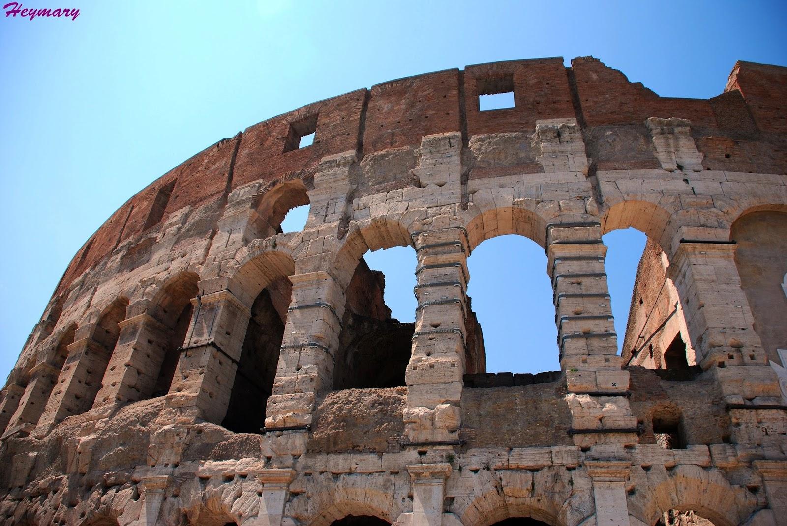 君士坦丁凱旋門 羅馬競技場