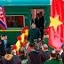 Kim Jong Un Naik KA Lapis Baja Tiba di Vietnam Untuk Bertemu Donald Trump