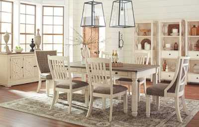 Ashley Furniture Signature Design - Bolanburg Dining Side Chair