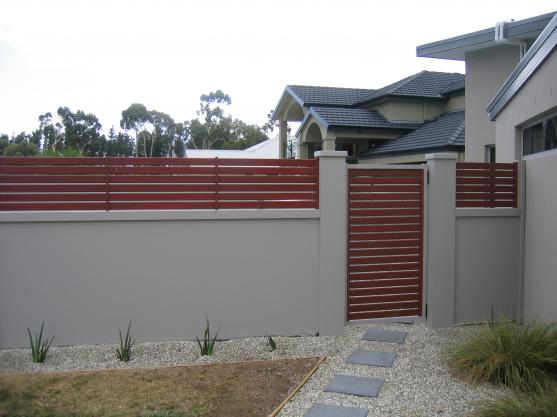 So We Compile 100 Photos Of The Fence In Different Style And Ideas For Your  Inspiration. There Are Simple, Modern And Elegant Fences To Choose Or To ...
