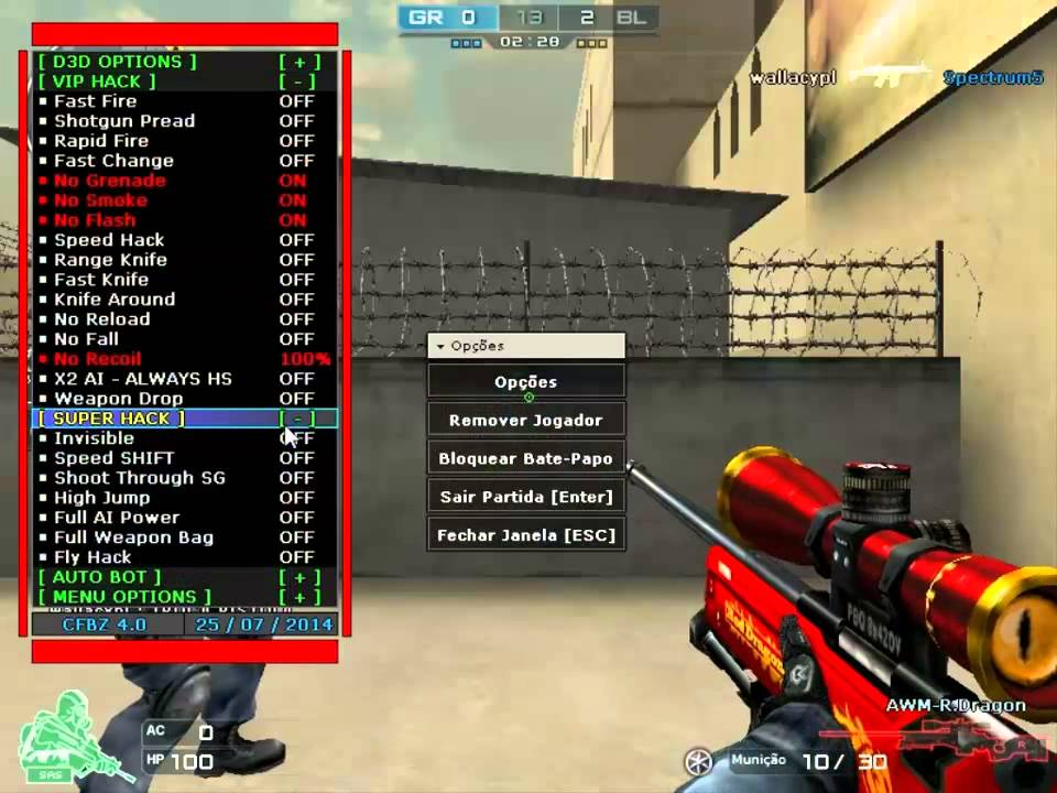 x1nject crossfire hack