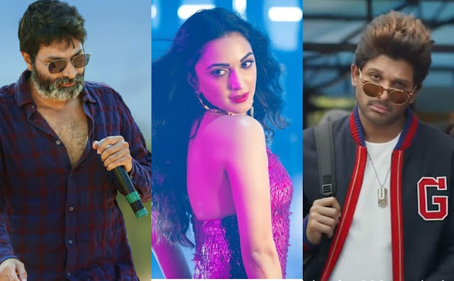 Kiara Advani roped in for Allu Arjun - Trivikram's hat-trick film?