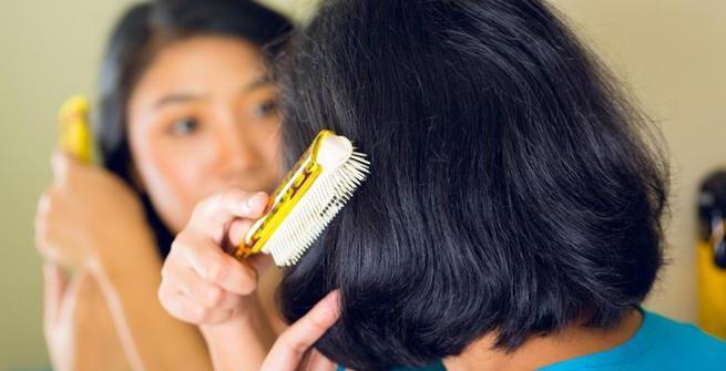 Cara Alami Membasmi Kutu Rambut sampai Ketelur-telur nya