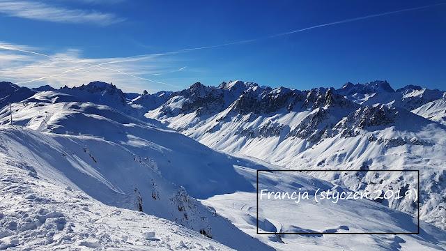 Narty we francuskich Alpach (Valloire / Valmeinier)