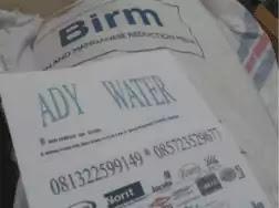 Ady Water Jual Birm