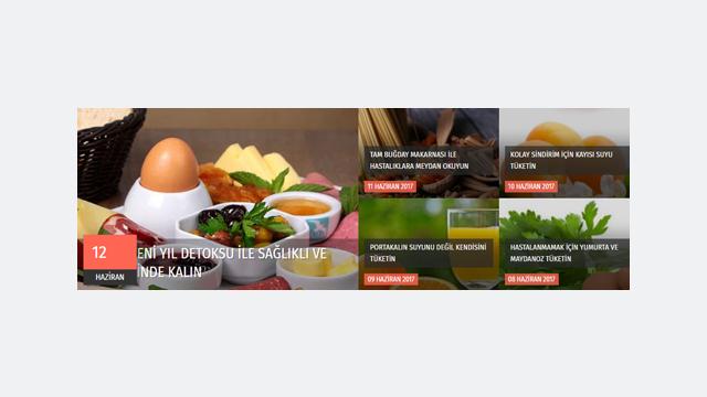 Blogger Otomatik ve Etiket Duyarlı Slider Widget Eklentisi