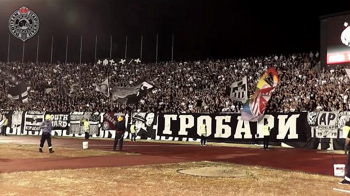 Partizan danas čeka kaznu zbog ispada navijača!