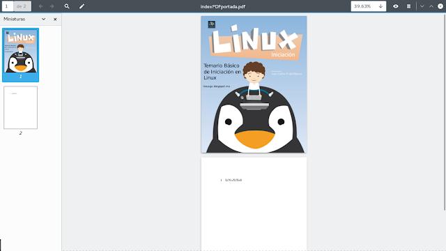 Crear Portadas para documentos Latex Uitlizando Inkscape