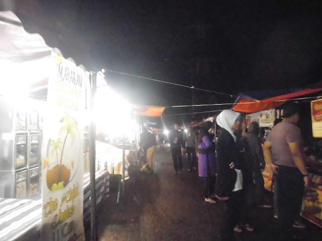night Market Kuala Lumpur