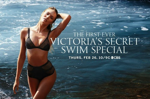 8f589ba33b Victoria s Secret swim special 2015 ! - watch