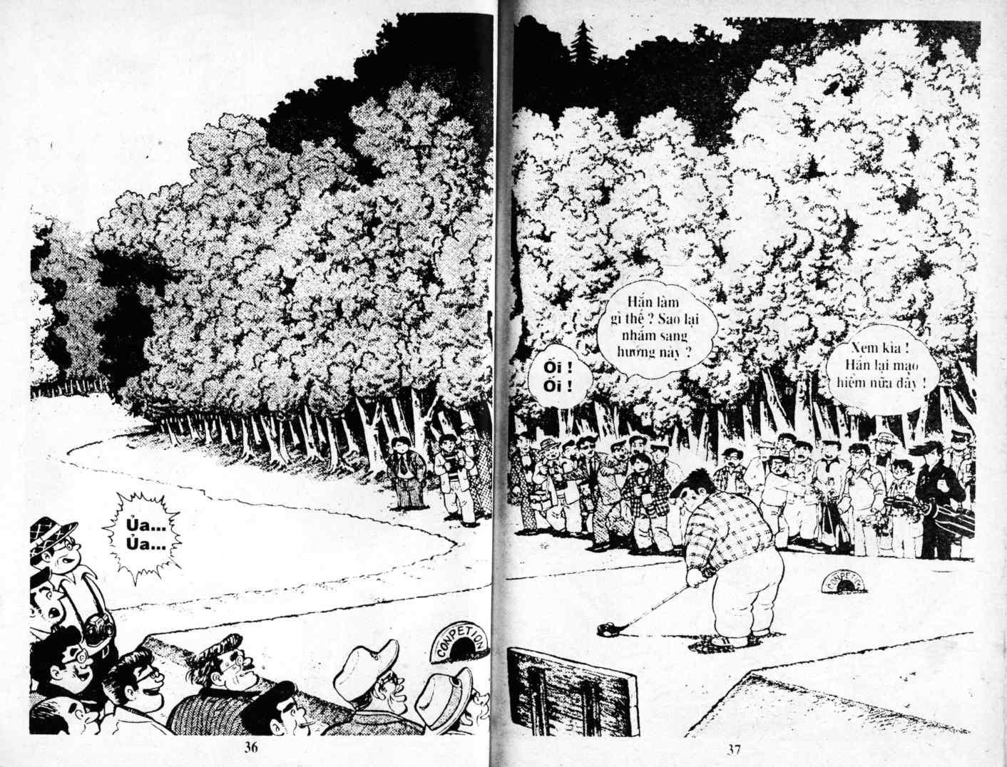Ashita Tenki ni Naare chapter 4 trang 18