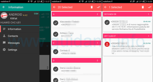App SIM Manager Android
