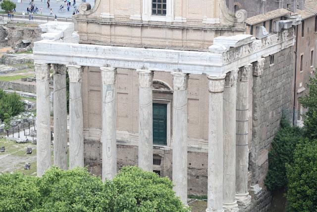 Tempel der Julia