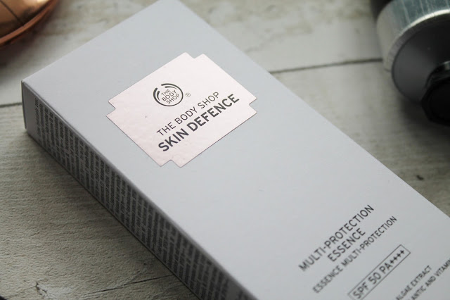 The Body Shop Skin Defence Review