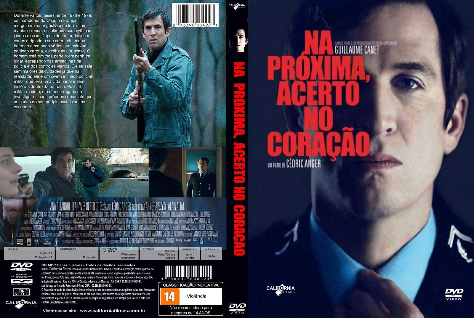 Na Próxima, Acerto no Coração (2016) DVD-R Custom