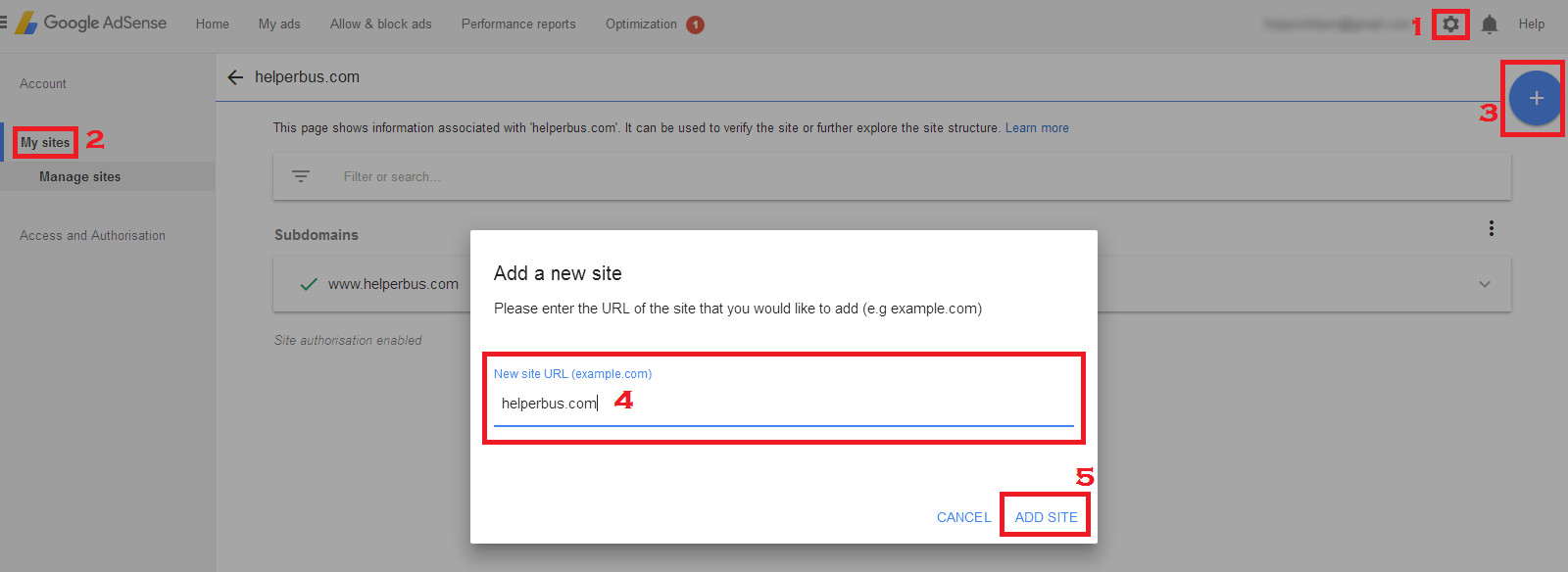 Adsense 403 Forbidden Error Kaise Fix Kare?
