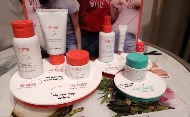 Danielle Levy, My Clarins, Clarins, Clarins vegan skincare, vegan skincare, liverpool, wirral, liverpool blogger, danielle levy blogger, danielle levy youtube, wirral blogger, skincare, beauty blogger,