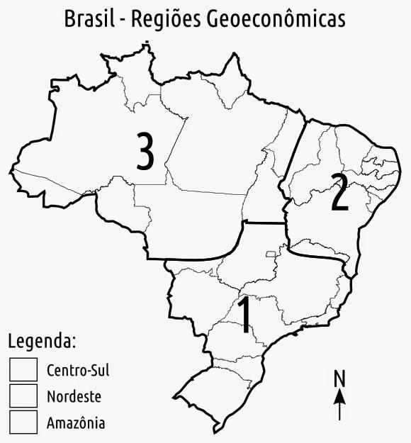 Resultado de imagem para mapa da amazonia legal para colorir
