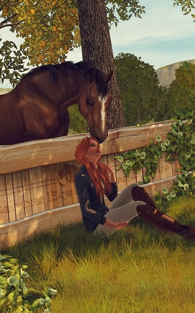 My Sims 3 Blog Horse Luv Pose Pack By Offaly2203