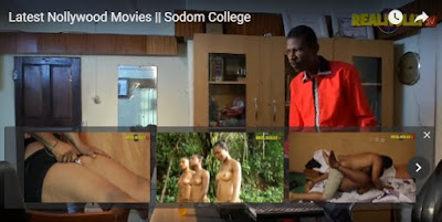 Er0tik Movie: Sodom College Part 1 [18+] So Erotik! | DOWNLOAD NOLLYWOOD MOVIE