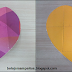 DIY: Prakarya #2 - Cara Melipat Amplop dari Kertas Berbentuk Hati: Simple Lhoo!
