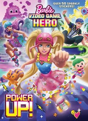 Barbie: Video Game Hero 2017 DVD R1 NTSC Latino