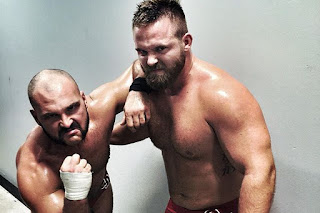 Dash Dawson NXT Raw Revival Tag Team