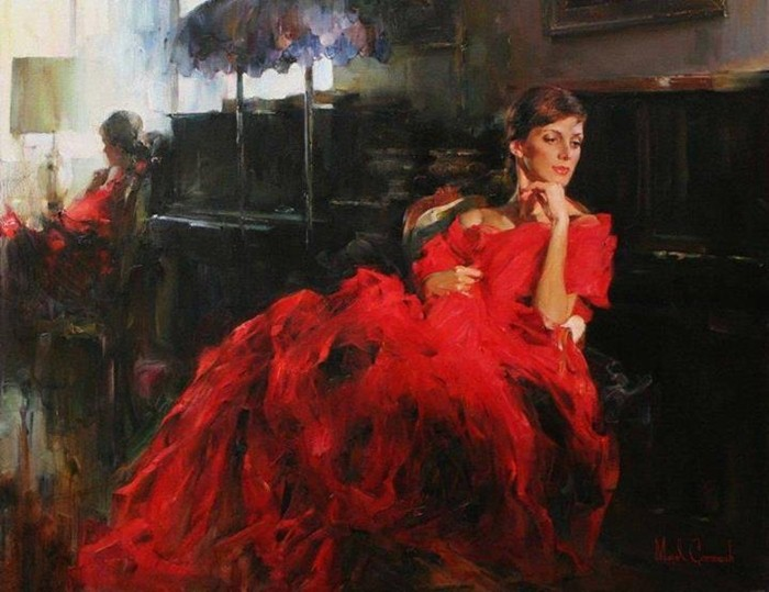 Романтические импрессионисты. Михаил и Инесса Гармаш 6