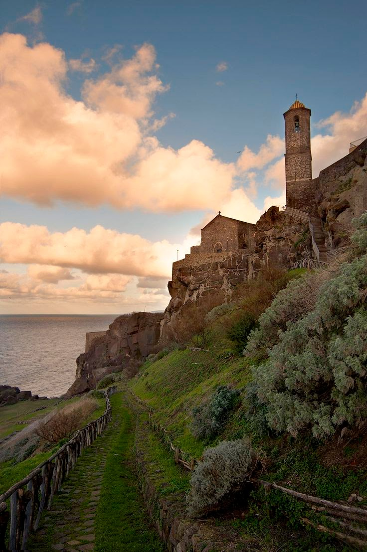 10 Hottest Summer Destinations In Europe | Castelsardo, Sardinia, Italy