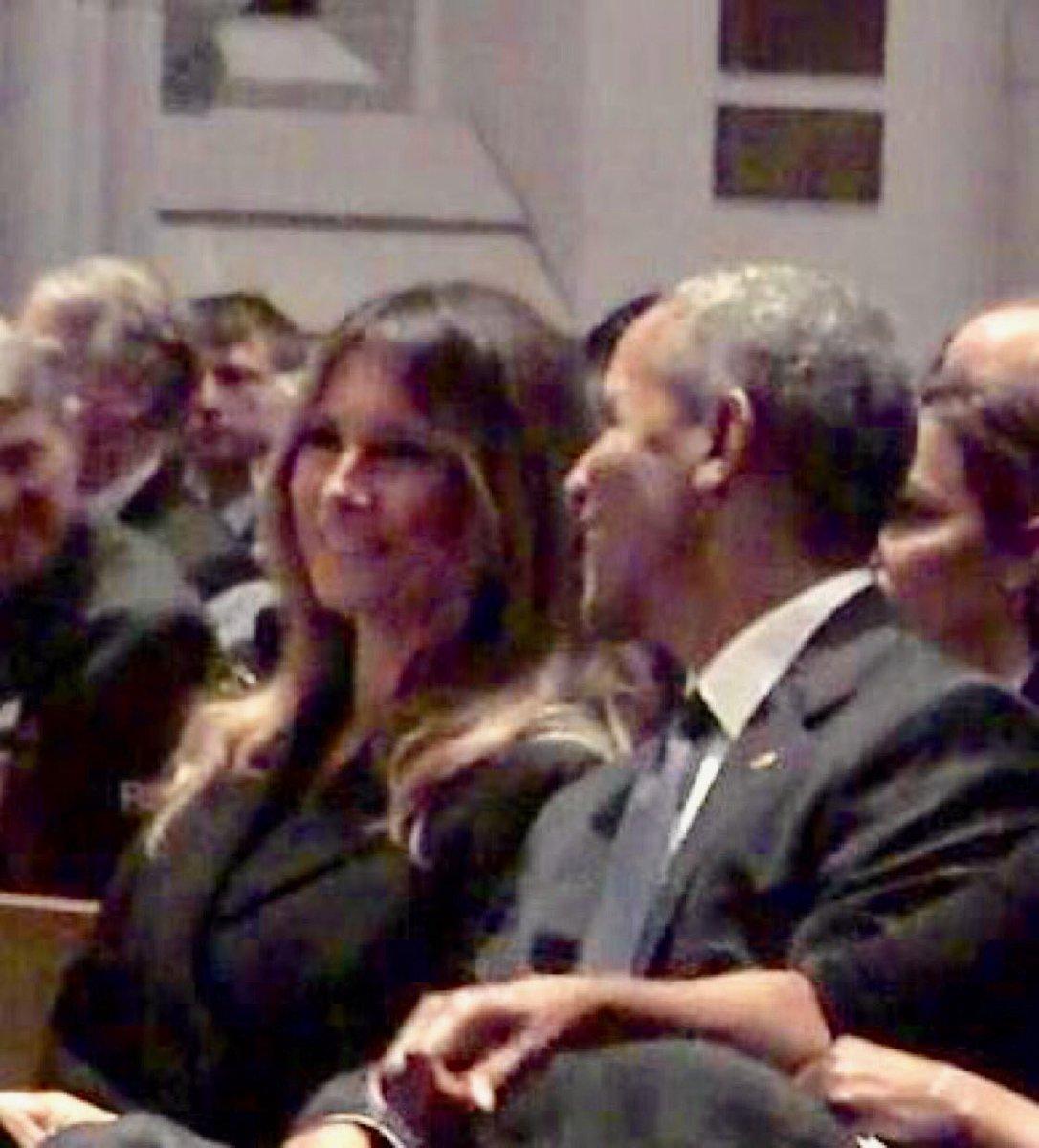 Maxs Dad: Three Presidents Walk Into A Funeral!