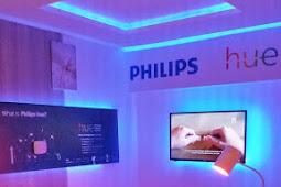 6 Kecanggihan Philips Hue Sebagai Lampu Pintar