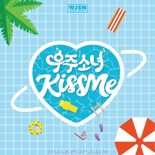 WJSN – KISS ME – Single (FLAC + ITUNES PLUS AAC M4A)
