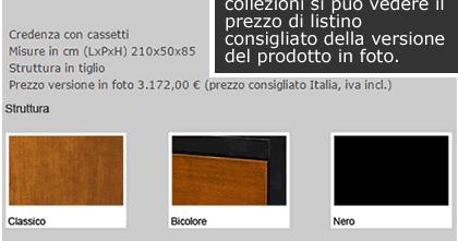 Listino Prezzi Camere Da Letto Le Fablier.Risparmiello Le Fablier Catalogo Prezzi