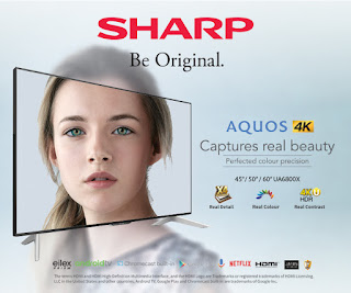 Sharp ad