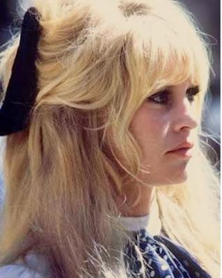 Brigitte Bardot haar