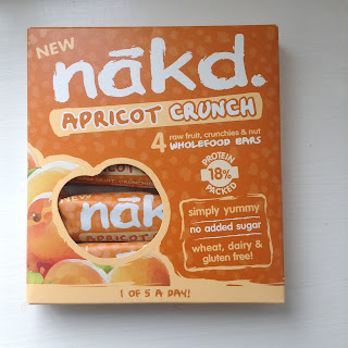 nakd apricot crunch