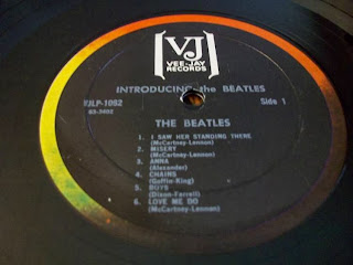 vinyl rare introducing the beatles album