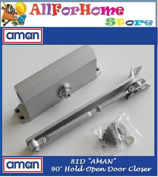 All For Home Store 81d Quot Aman Quot 90 176 Hold Open Door Closer