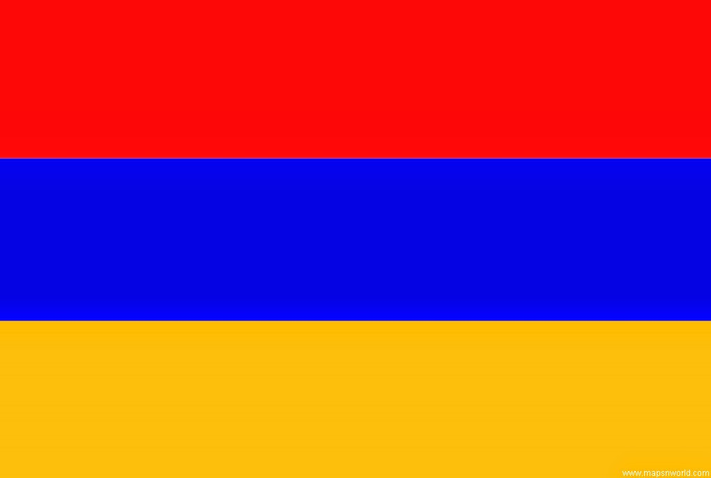 What Does Armenias Flag Represent