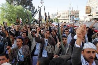 Teroris Syiah Houthi Lakukan 'Kejahatan Keji' Pada Rakyat Yaman