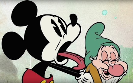 Wish Upon a Coin | Ein Mickey Mouse Cartoon oder gut in den Montag kommen...