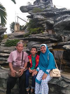 Liburan Ke Taman Cinta Waterboom Pajintan Gunung Poteng Singkawang Timur