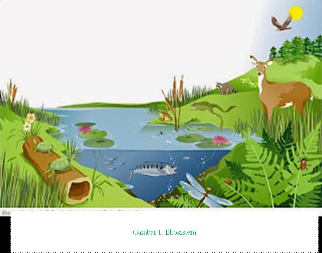 Ekosistem Kandang Biologi