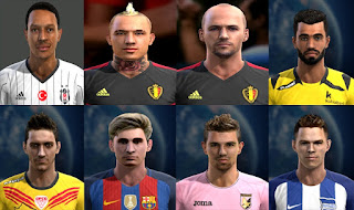 Mix Facepack Europe V4 PES 2013 By Vicen