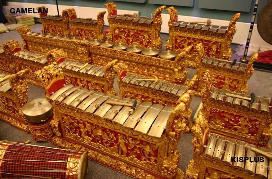 6 Gambar Alat Musik Tradisional Bali Fungsi Dan Cara Memainkannya