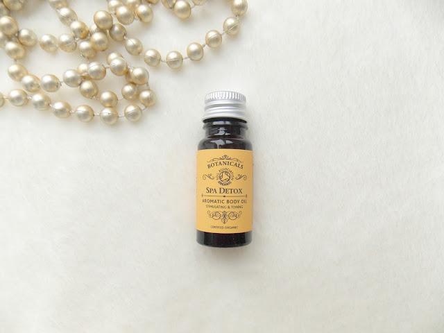 Botanicals Spa Detox Oil