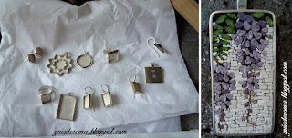 micromosaico roma megan mahan joias prata - A arte do micromosaico